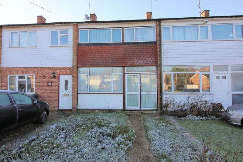 3 Bedrooms Terraced House for sale in Blackwater, Surrey