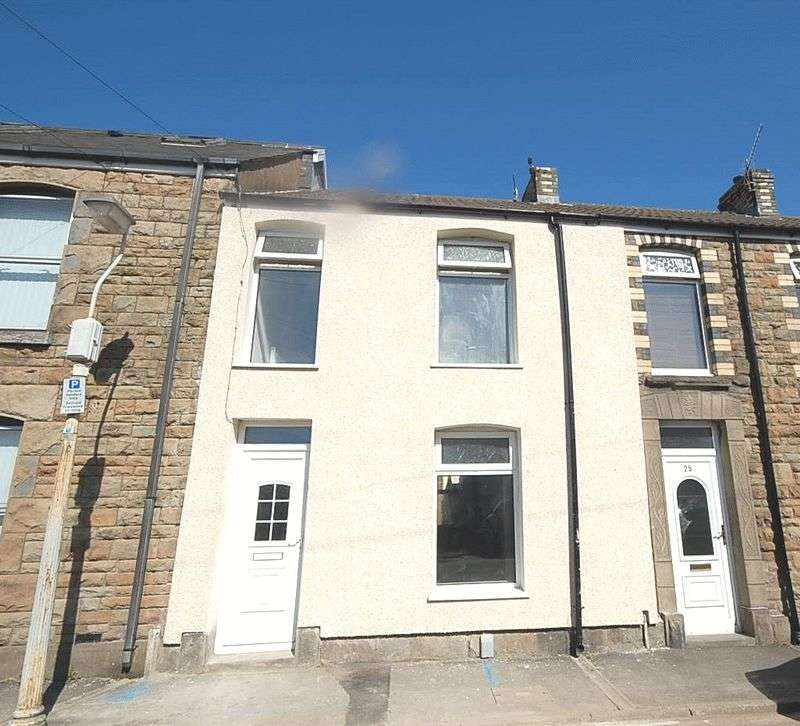 3 Bedrooms Terraced House for sale in 23 Bartley Terrace, Plasmarl, Swansea, SA6 8LN