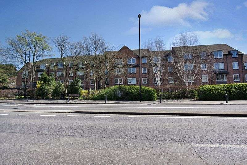 2 Bedrooms Retirement Property for sale in Homeforth House, Newcastle Upon Tyne, NE3 1LL