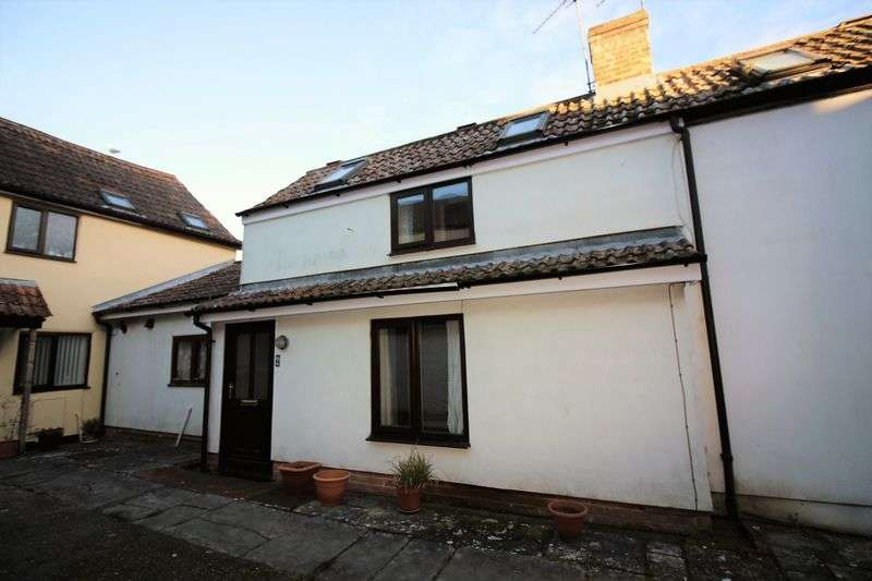 1 Bedroom Terraced House for sale in Angel Court, Fore Street, Chard