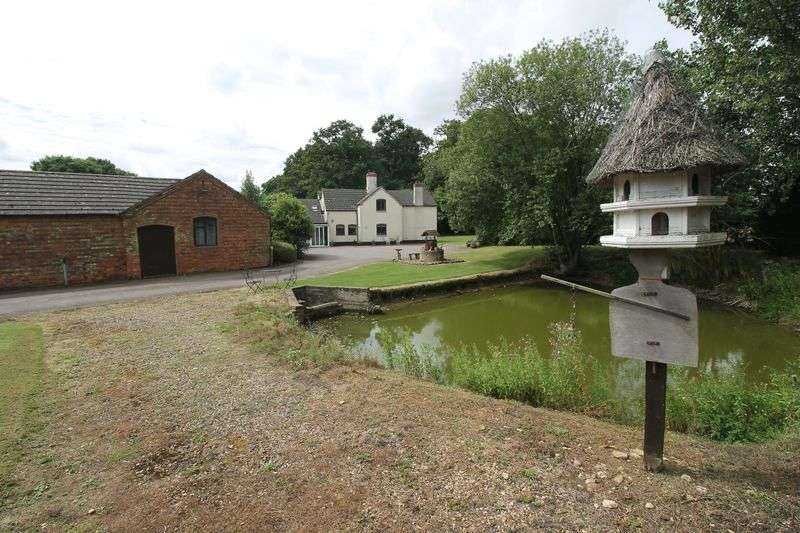 House for sale in Development Opportunity Northamptonshire - WITH PLANNING