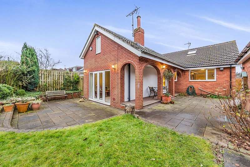 3 Bedrooms Detached Bungalow for sale in Sycamore Crescent, Bawtry, Doncaster, DN10