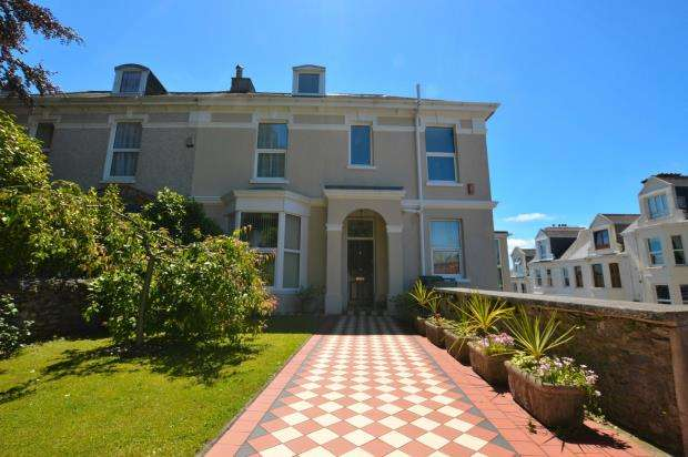 6 Bedrooms Semi Detached House for sale in Hartley Ave, Plymouth, Devon