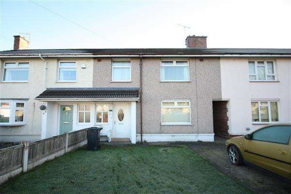 3 Bedrooms Terraced House for sale in Wolverham Road, Ellesmere Port