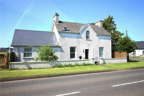 4 Bedrooms Detached House for sale in Drones Road, Armoy, Ballymoney, County Antrim