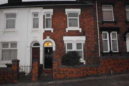 3 Bedrooms Terraced House for sale in Gilman Street, Hanley, Stoke On Trent, Staffs