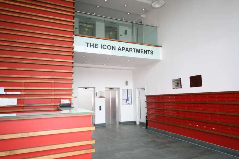 2 Bedrooms Apartment Flat for sale in The Icon, Southernhay