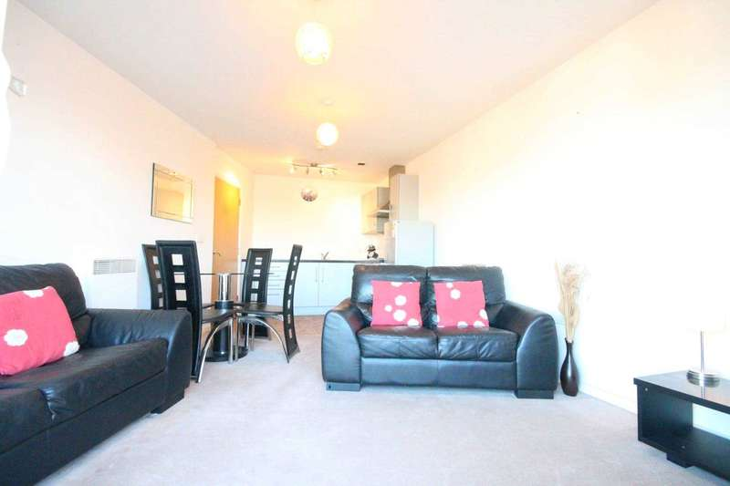 2 Bedrooms Apartment Flat for sale in The Drum, 7 Stillwater Driver, Sports City