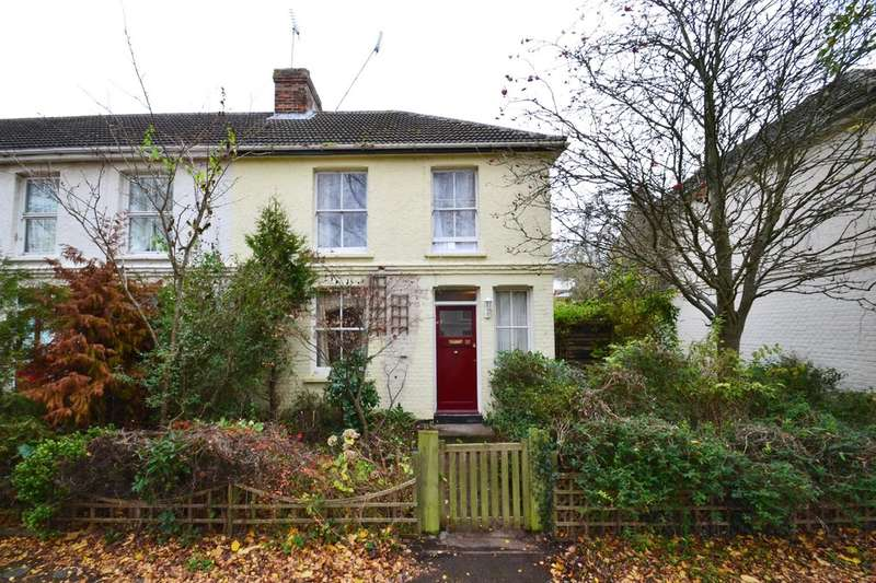 2 Bedrooms End Of Terrace House for sale in Brockesby Walk, Bury St Edmunds