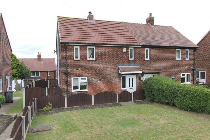 2 Bedrooms Semi Detached House for sale in 65 Windhill Lane, Staincross, Barnsley