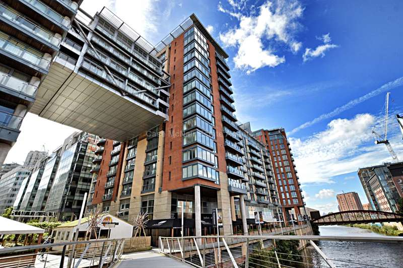 1 Bedroom Apartment Flat for sale in Leftbank, Spinningfields, M3 3AE