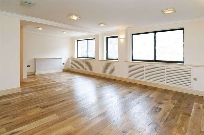 2 Bedrooms Flat for sale in The Terraces, London, NW8