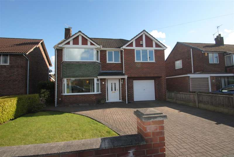 4 Bedrooms Property for sale in Barley Road, Thelwall, WARRINGTON, WA4