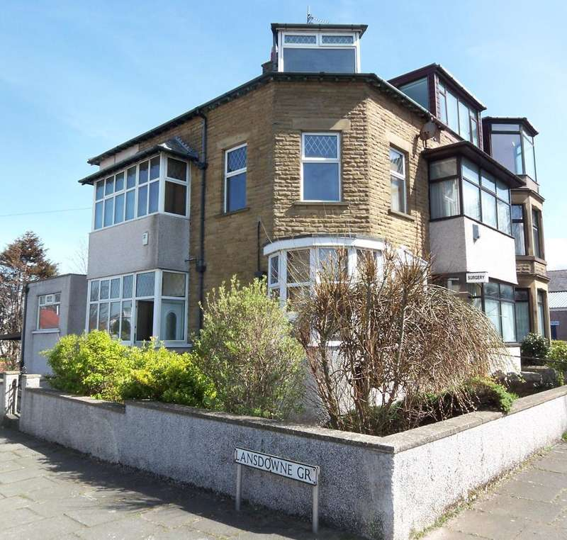 3 Bedrooms End Of Terrace House for sale in Lansdowne Grove, Bare, Morecambe, LA4 6AL