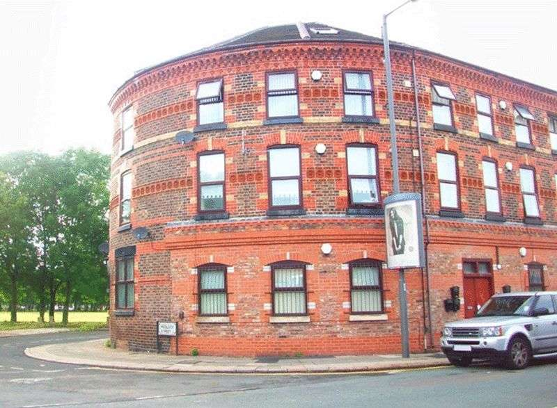 1 Bedroom Flat for sale in Westminster Road, Walton, Liverpool, L4