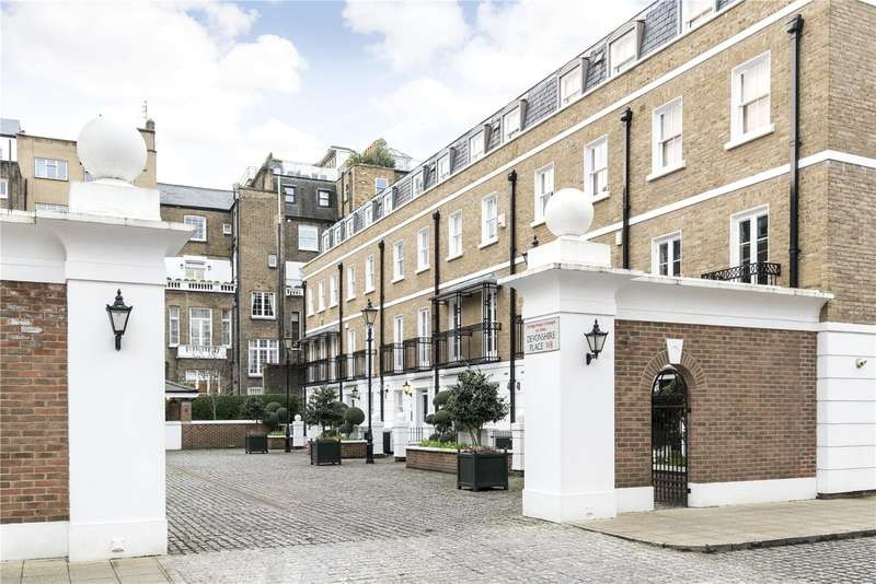 4 Bedrooms Terraced House for sale in Devonshire Place, London, W8