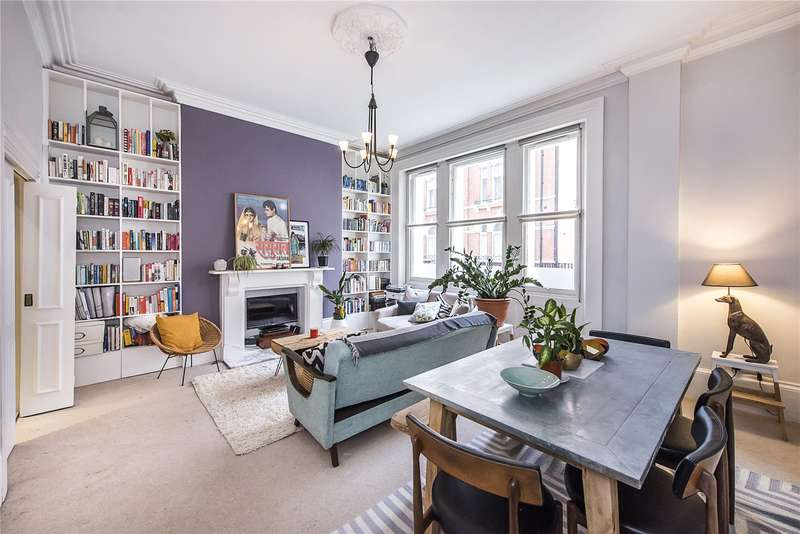 1 Bedroom Flat for sale in Carlisle Place, London, SW1P