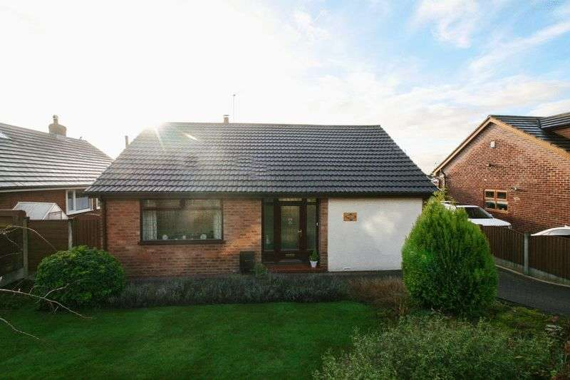 3 Bedrooms Detached Bungalow for sale in Chaddock Lane, Boothstown Worsley Manchester
