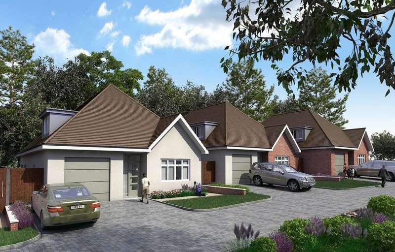 4 Bedrooms Detached House for sale in The Kestrels, Bricket Wood, St Albans
