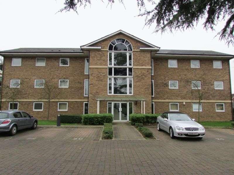 2 Bedrooms Flat for sale in Maplehurst Close, Bexley Park