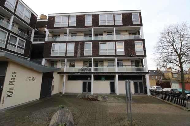 2 Bedrooms Maisonette Flat for sale in Kiln Place, London, Greater London, NW5 4AP