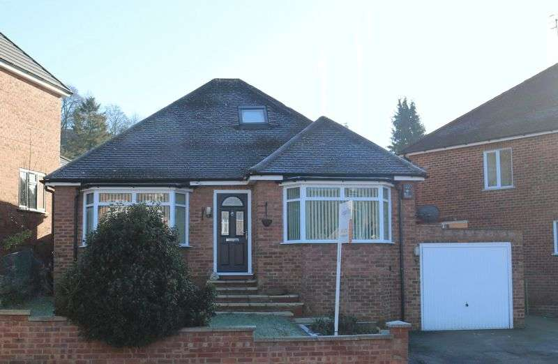 3 Bedrooms Detached House for sale in Detached, 3 Double Bedrooms - Totteridge