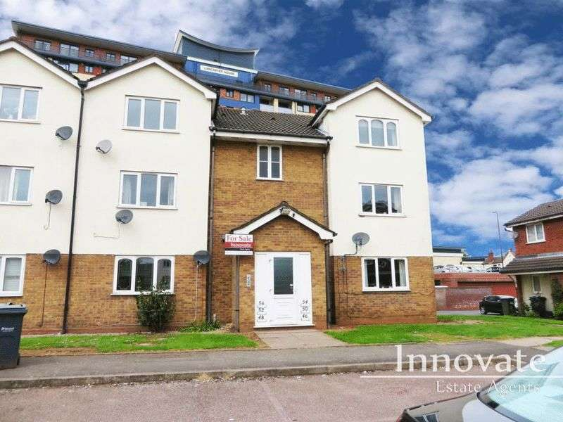 2 Bedrooms Flat for sale in Winchester Close, Rowley Regis