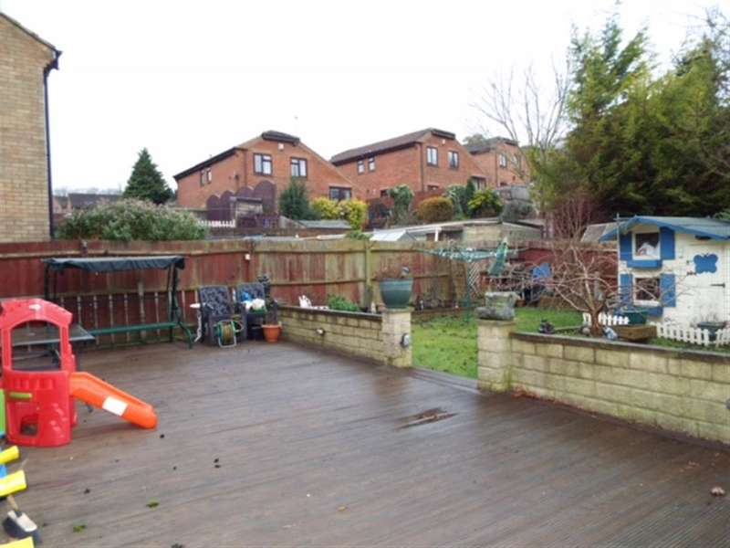 4 Bedrooms Detached House for sale in Highgrove Road, Walderslade, Chatham, Kent