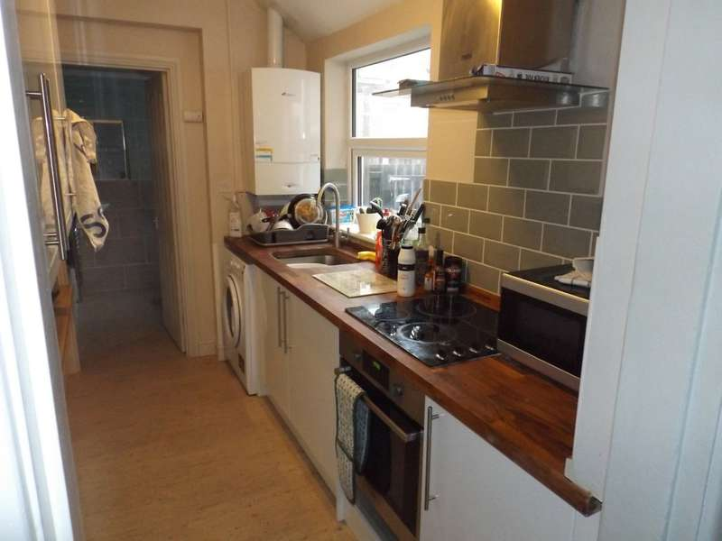 3 Bedrooms Terraced House for sale in St Christopher Street, Sneinton
