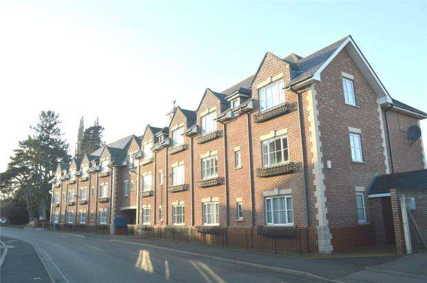 2 Bedrooms Flat for sale in Magdalene Court, Magdalene Street, Taunton, Somerset
