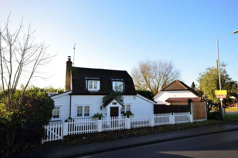 2 Bedrooms Cottage House for sale in Church Street, Great Baddow