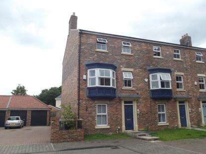 5 Bedrooms Town House for sale in Kirkwood Drive, Durham, DH1