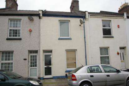 2 Bedrooms Terraced House for sale in Stoke, Plymouth, Devon