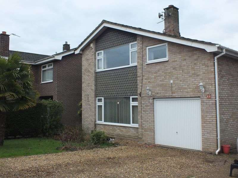 3 Bedrooms Detached House for sale in The Warren, Norwich
