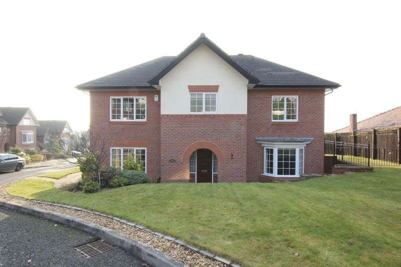 4 Bedrooms Detached House for sale in The Pipers, Heswall, Wirral