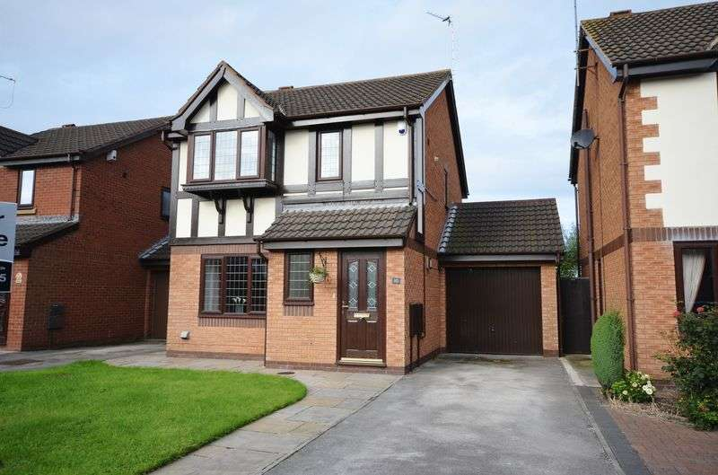 3 Bedrooms Detached House for sale in 10 Cardinal Place, Thornton-Cleveleys Lancs FY5 2SQ