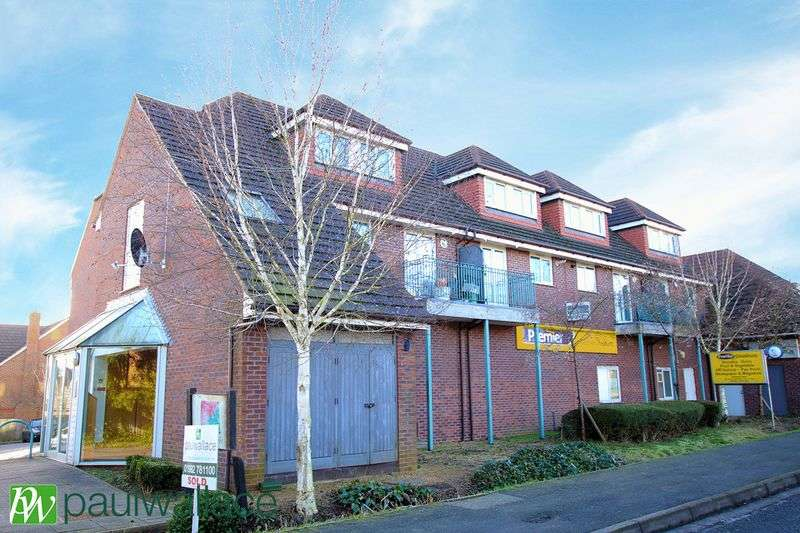2 Bedrooms Flat for sale in The Forum, West Cheshunt