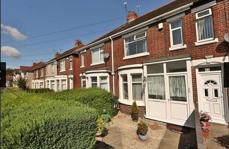 2 Bedrooms Terraced House for sale in Over Street, Courthouse Green, Coventry