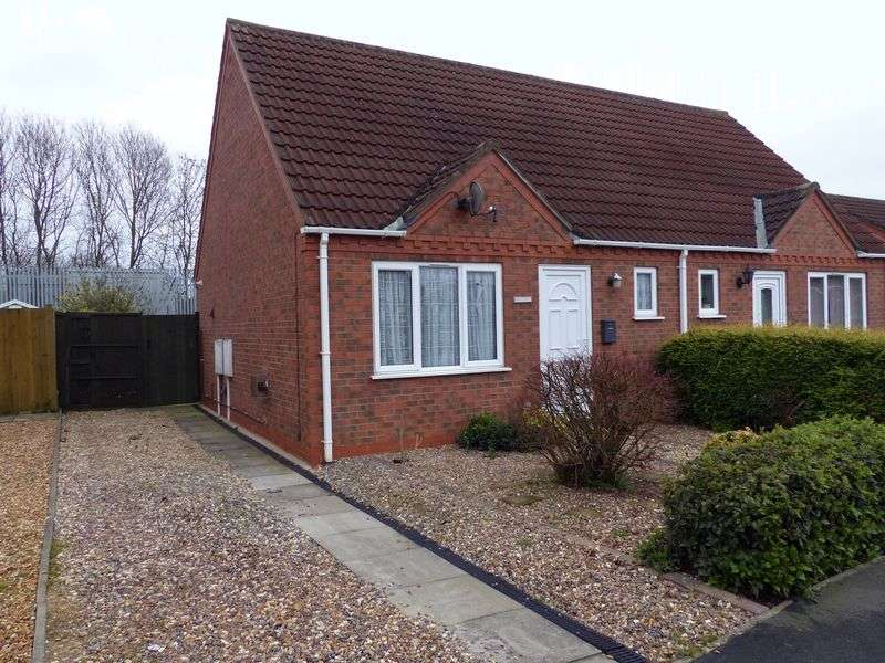 2 Bedrooms Semi Detached House for sale in Caroline Road, Metheringham