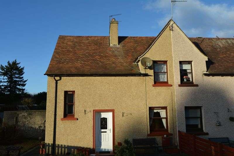 2 Bedrooms Semi Detached House for sale in Westquarter Avenue, Falkirk