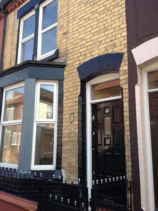 4 Bedrooms House for sale in 40 St. Andrew Road, Liverpool
