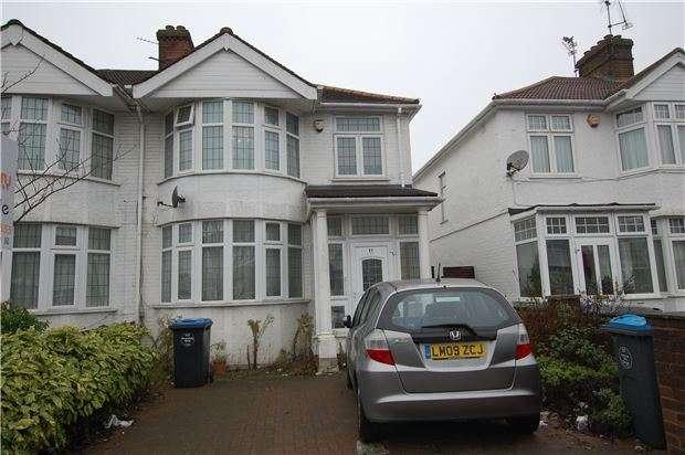 3 Bedrooms Semi Detached House for sale in Berkeley Road, LONDON, NW9 9DJ