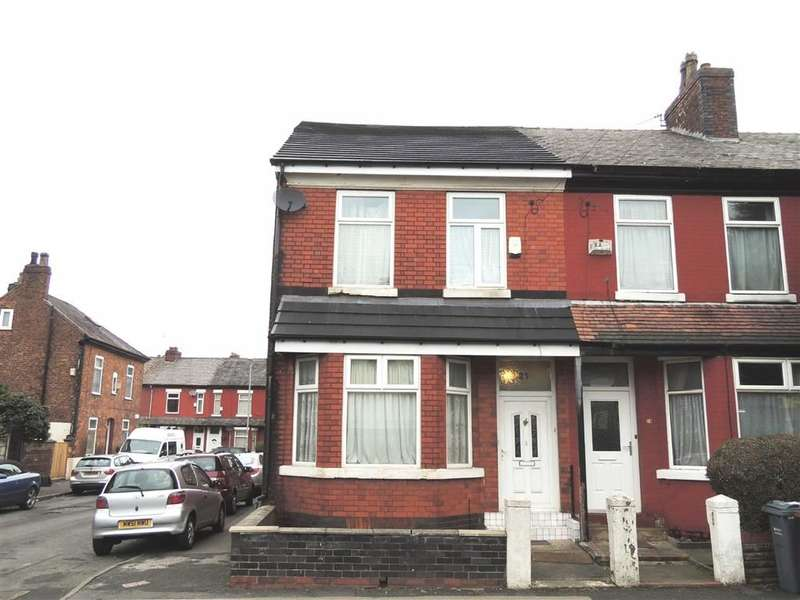 3 Bedrooms Property for sale in Barlow Road, Levenshulme, Manchester
