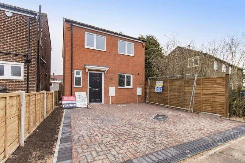3 Bedrooms Detached House for sale in PRINCE CHARLES AVENUE, MACKWORTH