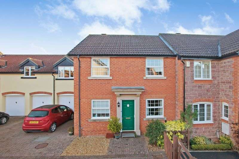 3 Bedrooms Terraced House for sale in CASHFORD GATE