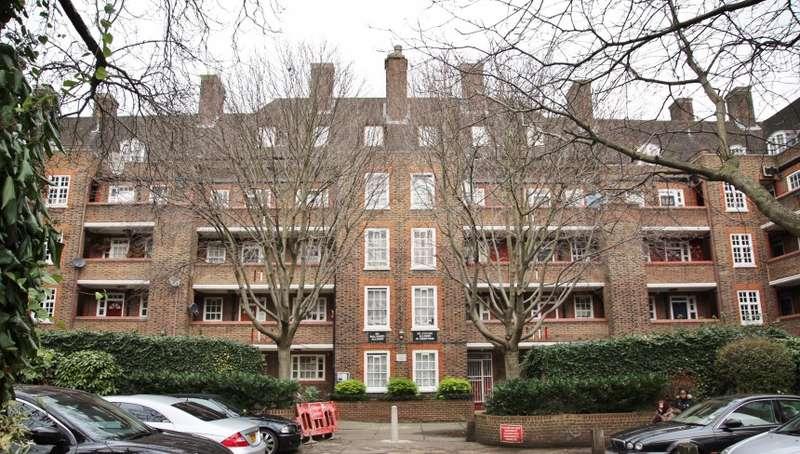 1 Bedroom Flat for sale in Tadema House, Penfold Street, Marylebone, London, NW8 8PN