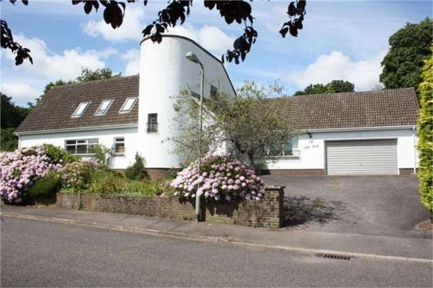 6 Bedrooms Detached House for sale in West Hill, Ottery St Mary, Devon