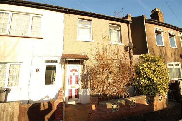 2 Bedrooms End Of Terrace House for sale in Elm Road, Thornton Heath, Surrey