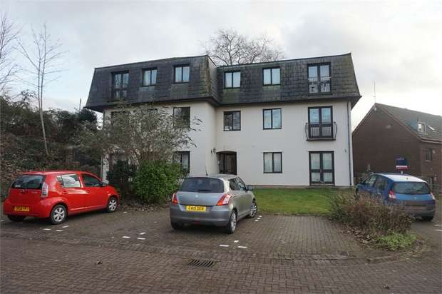 2 Bedrooms Flat for sale in Station Road, ABERGAVENNY, Monmouthshire