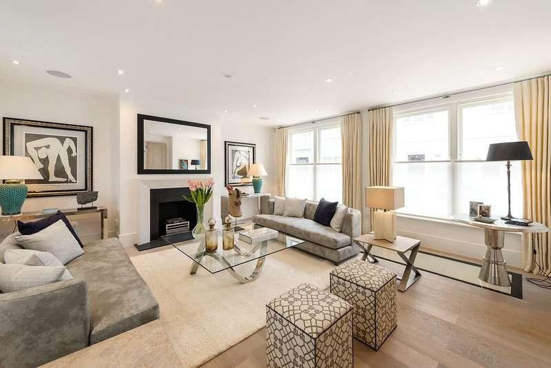3 Bedrooms Mews House for sale in Napier Place, Kensington, London, W14